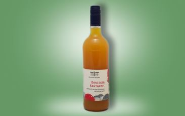 "Apfelsaft ""Danziger Kantapfel"" Flasche 0,75l"