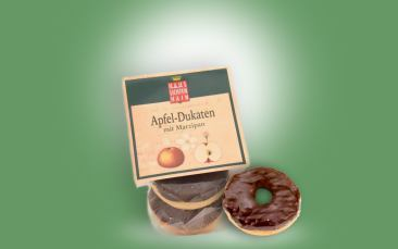 Apfel-Dukaten 2er Pack (28g)