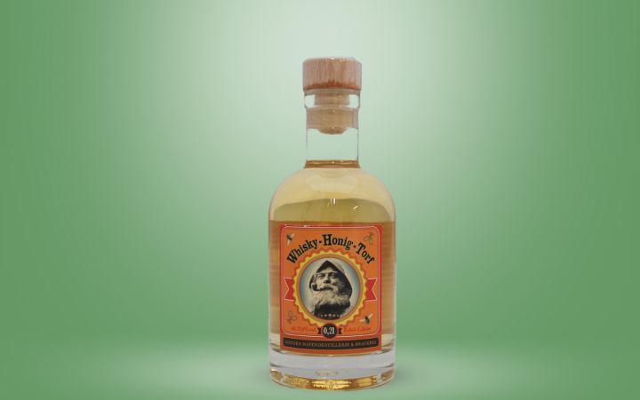Whisky-Honig-Torf 33%vol. Flasche