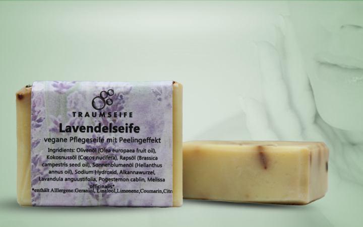 Seife-Lavendel 90g