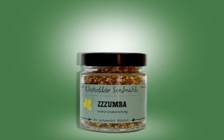 Gewürzzubereitung Zumba