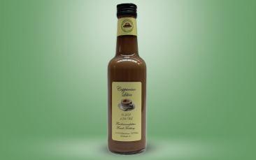 Cappuccino-Likör 15% vol. Flasche 0,25l