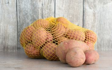 Bio-Kartoffeln -Laura-rotschalig