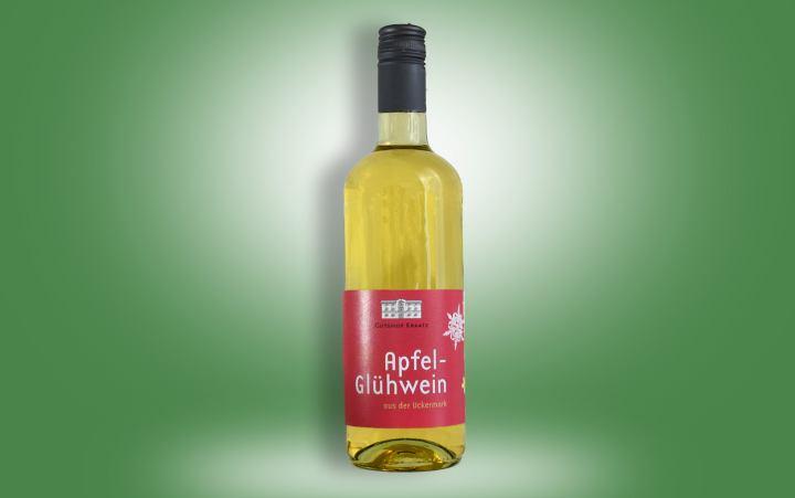 Apfelglühwein (Saison) Flasche 0,75l