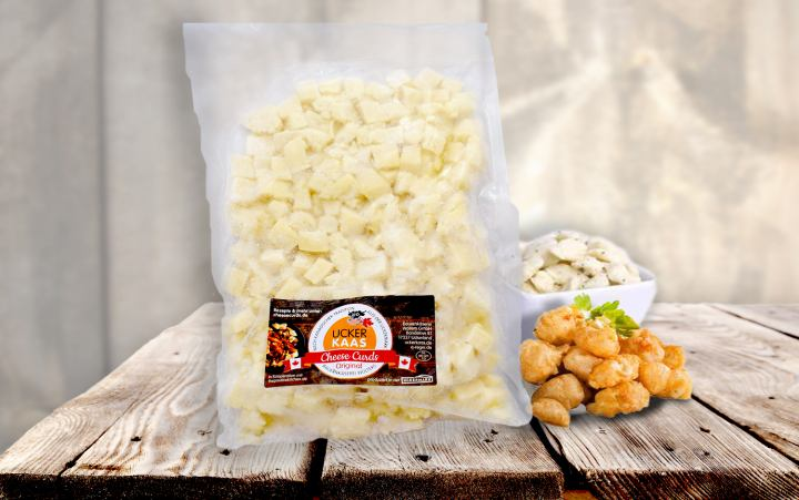 Cheese Curds Großpack 1kg