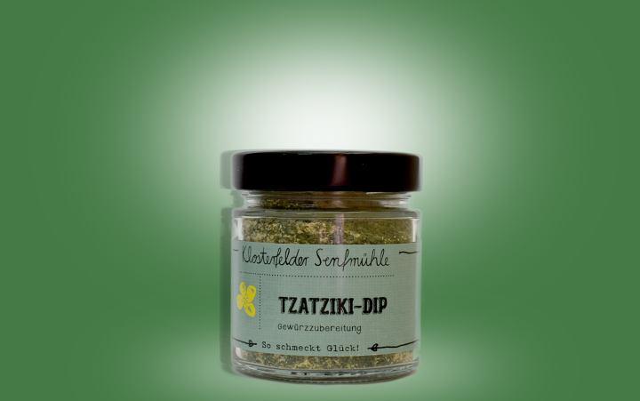 Gewürzzubereitung Tzaziki