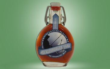 Mecklenb. Fang-Kräuterlikör 40%vol. Flasche 0,2l