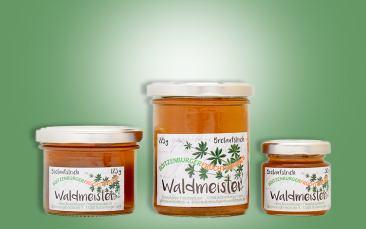 Waldmeister-Aufstrich Glas