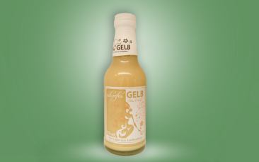 scharfesGelb Likör Pina Colada 15%vol. Flasche 0,2l