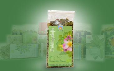 Frühlingsdüfte-Bio-Tee (Jahreszeitentee) Tüte 50g