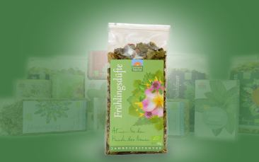 Frühlingsdüfte-Bio-Tee (Jahreszeitentee)