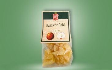Kandierte Äpfel 100g