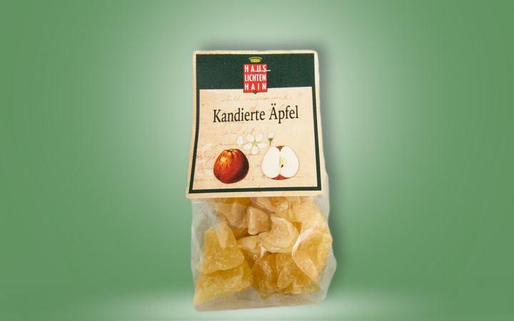 Kandierte Äpfel Tüte 100g