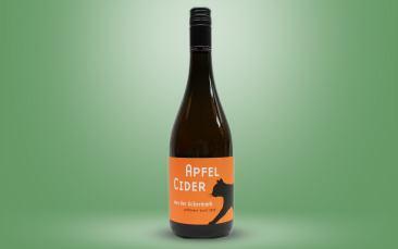 Apfel-Cider, brut nature Flasche 0,75l