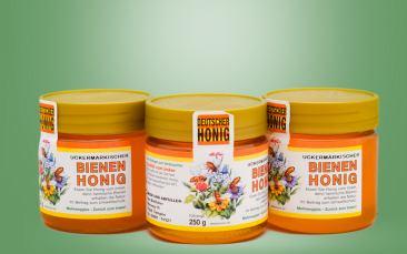 Honig Akazie (Böttcher) Glas
