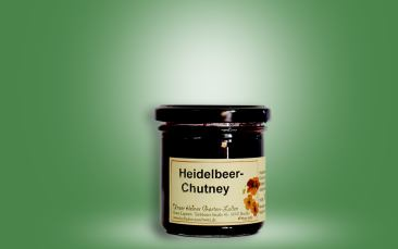 Heidelbeer-Chutney
