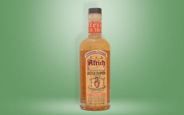 Ritter Tropfen Kräuterlikör 38%vol. Flasche