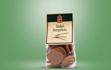Dinkel-Energie-Kekse Tüte 100g