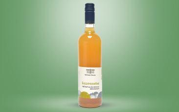 "Apfelsaft ""Goldparmäne"" Flasche 0,75l"