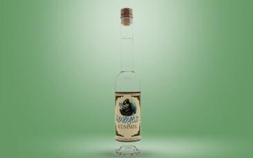Reusengeist Kümmel 32%vol. Flasche 0,35l