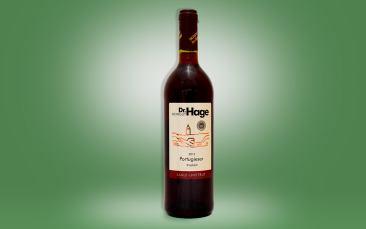 Portugieser Rotwein trocken Flasche 0,75l