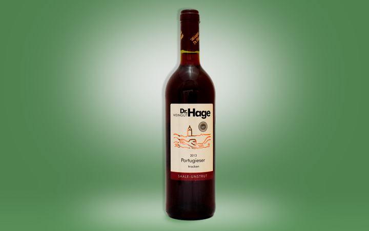 Portugieser Rotwein, trocken