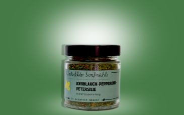 Gewürzzubereitung Knoblauch-Pepperoni Glas 80g