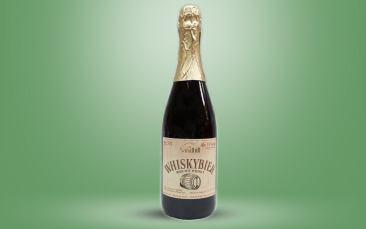 Whiskybier Flasche 0,75l