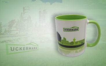 Uckermark-Tasse Stück
