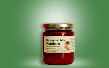 Hausgemachter Ketchup