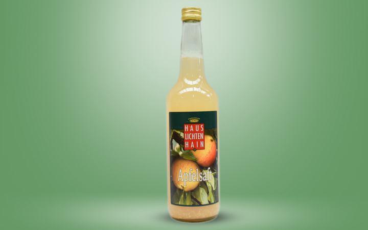 Apfelsaft, naturtrüb Flasche 0,7l