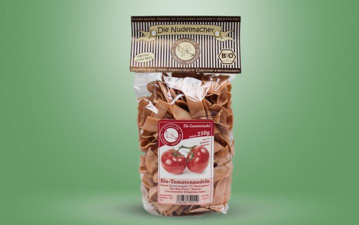 Bio-Tomatennudeln Tüte 250g