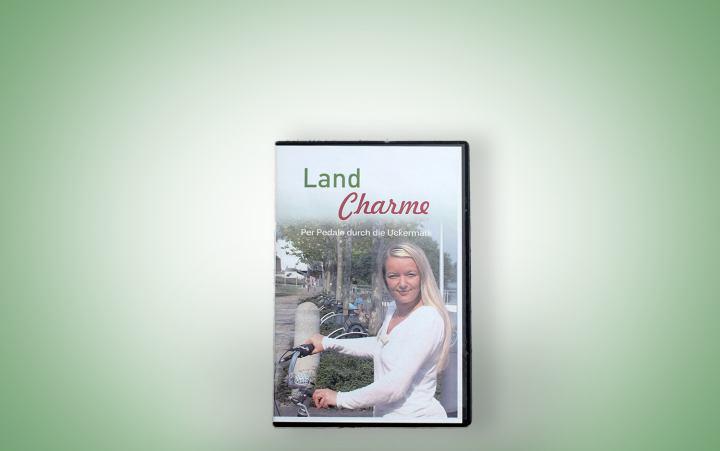 Landcharme Per Pedale durch die Uckermark DVD