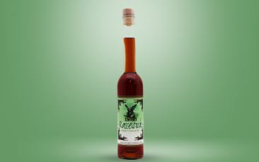 Rasselbock Kräuterlikör 30%vol. Flasche 0,35l