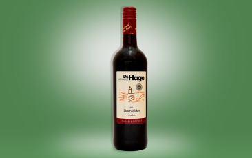 Dornfelder Rotwein, trocken