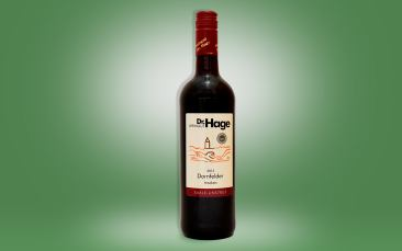Dornfelder Rotwein trocken Flasche 0,75l