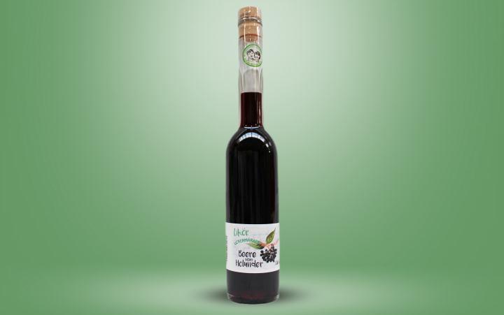 Holunderlikör 15%vol. Flasche 0,35l