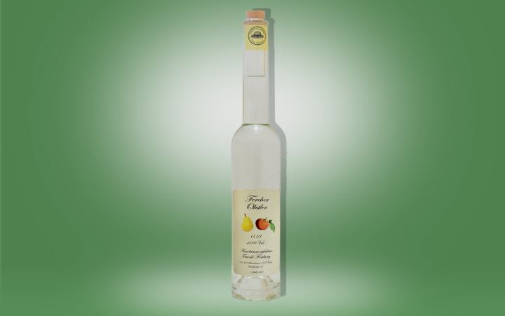 Obstler 40%vol. Flasche 0,2l