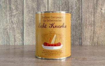 Echt Knorke, Gewürzset Currywurst