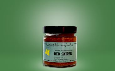 Original Klosterfelder Red Sniper Glas 190ml