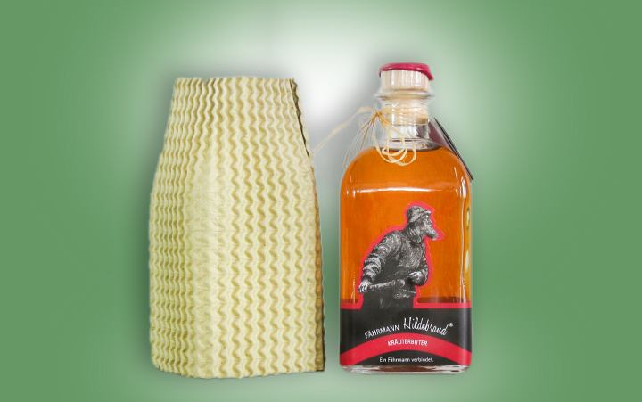 Fährmann Hildebrand Kräuterlikör 38%vol. Flasche