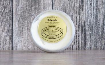 Uckermark-Apfel-Zwiebel-Schmalz