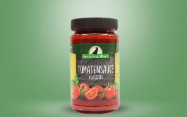 Tomatensoße klassisch Glas 380ml
