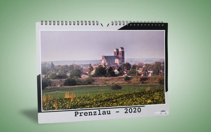 Kalender über Prenzlau - VaSohTography