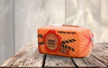 "Käsespezialität ""Bördespeck""-kleine Brotform 250g"