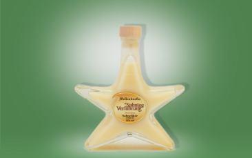 Marzipanlikör Sternflasche 0,2l