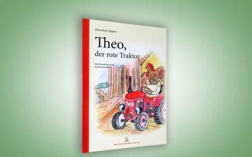 """Buch """"Theo, der rote Traktor"""""""