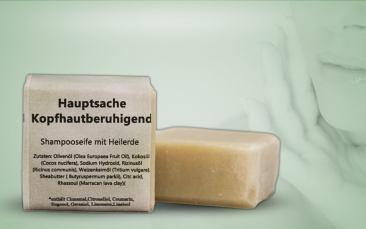 Shampooseife-Kopfhautberuhigend 55g
