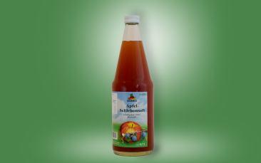 Apfel-Schlehensaft