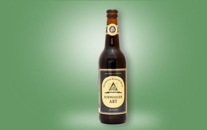Schwarzer Abt (Schwarzbier) Flasche 0,5l